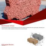 Piso ecol�gico de cimento