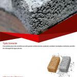 Elemento vazado de cimento