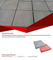 Concregrama piso drenante